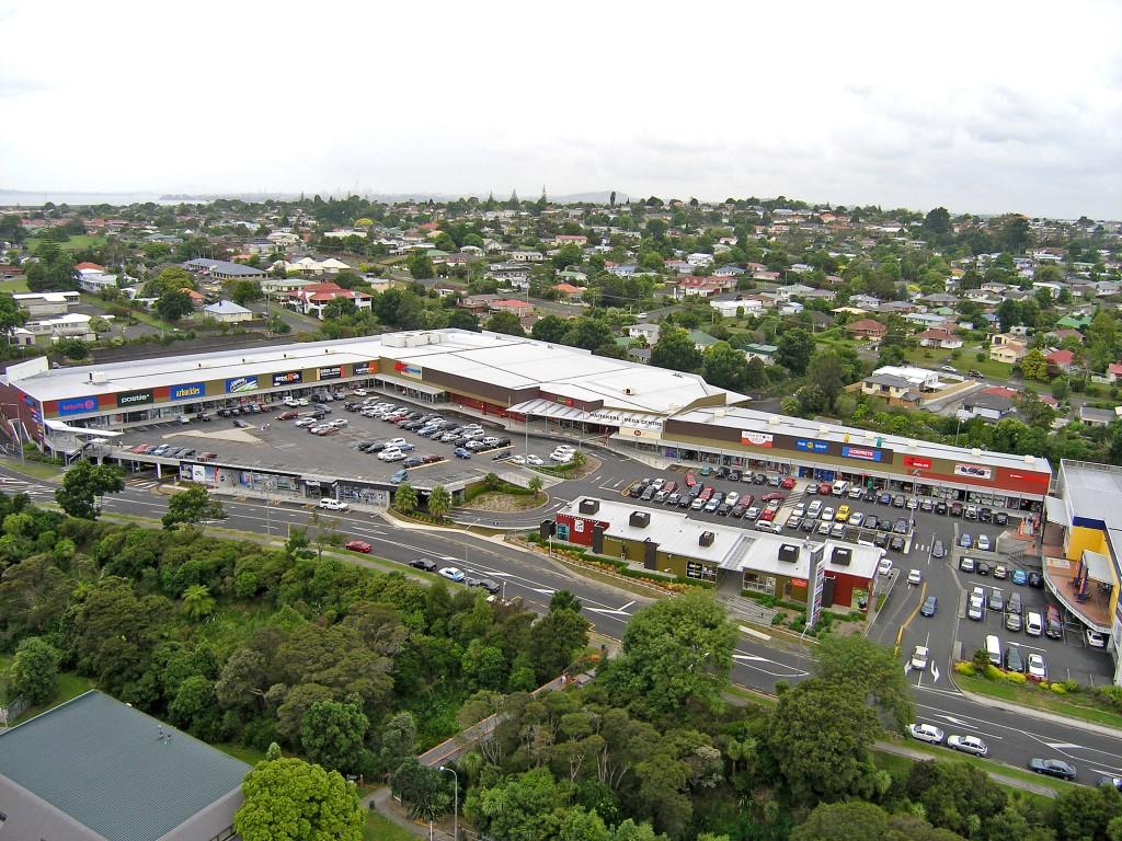 Henderson West Auckland Suburb