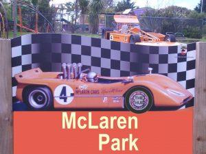 McLaren Park West Auckland