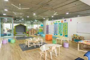 childcare education facility