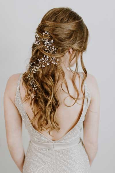 hairdressers bridal hair West Auckland