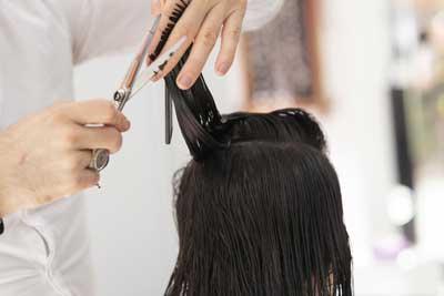 hairdressers hair trim West Auckland