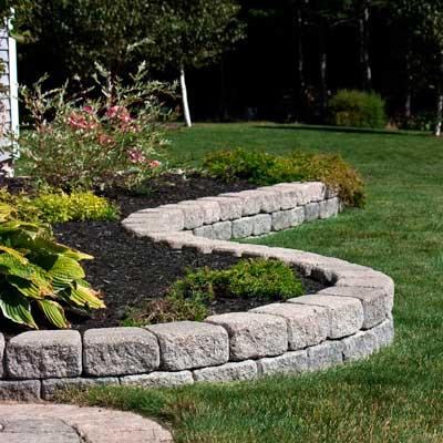 landscape supplies garden edges