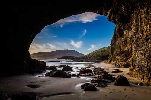 Bethells Beach Cave West Auckland