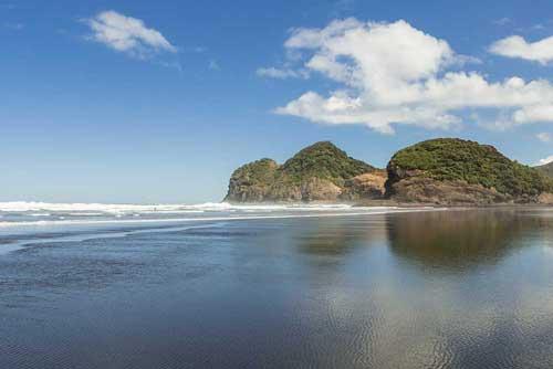 Bethells Beach West Auckland