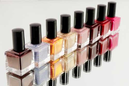 Manicure products, Nail Salon West Auckland NZ